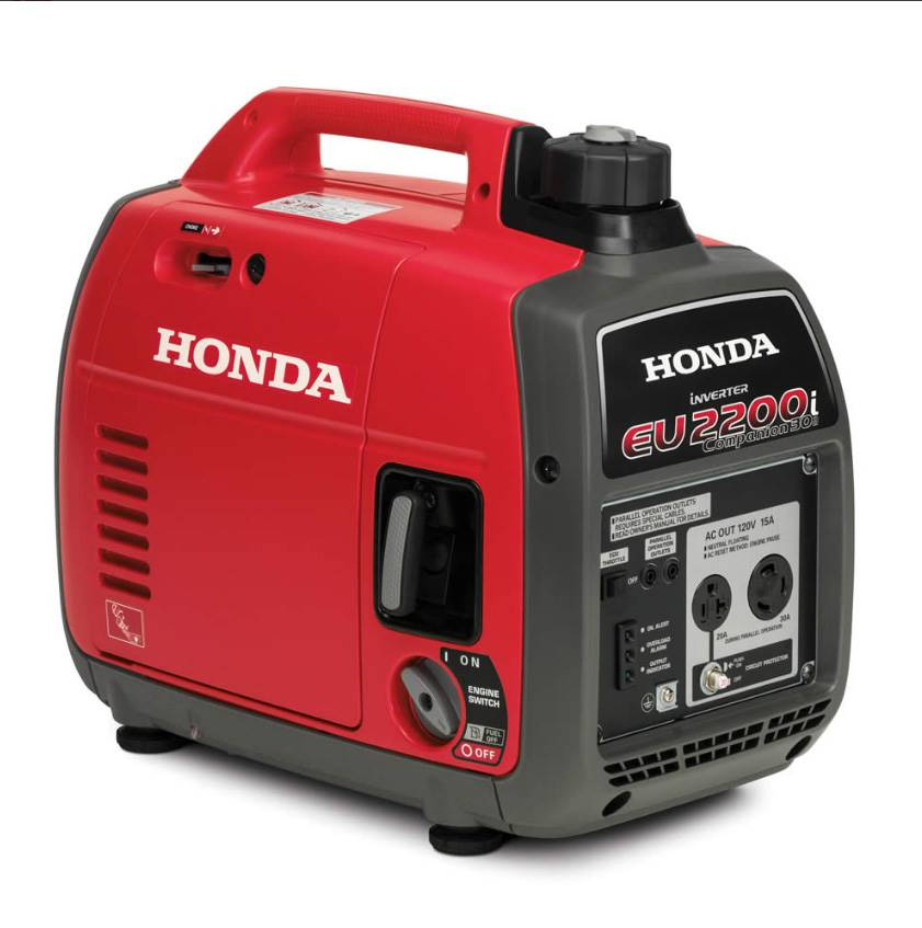 Honda Power Equipment EU2200 ITA1 in Warren, Michigan - Photo 1