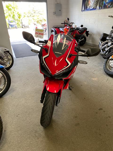 2019 Honda CBR500R in Warren, Michigan - Photo 2