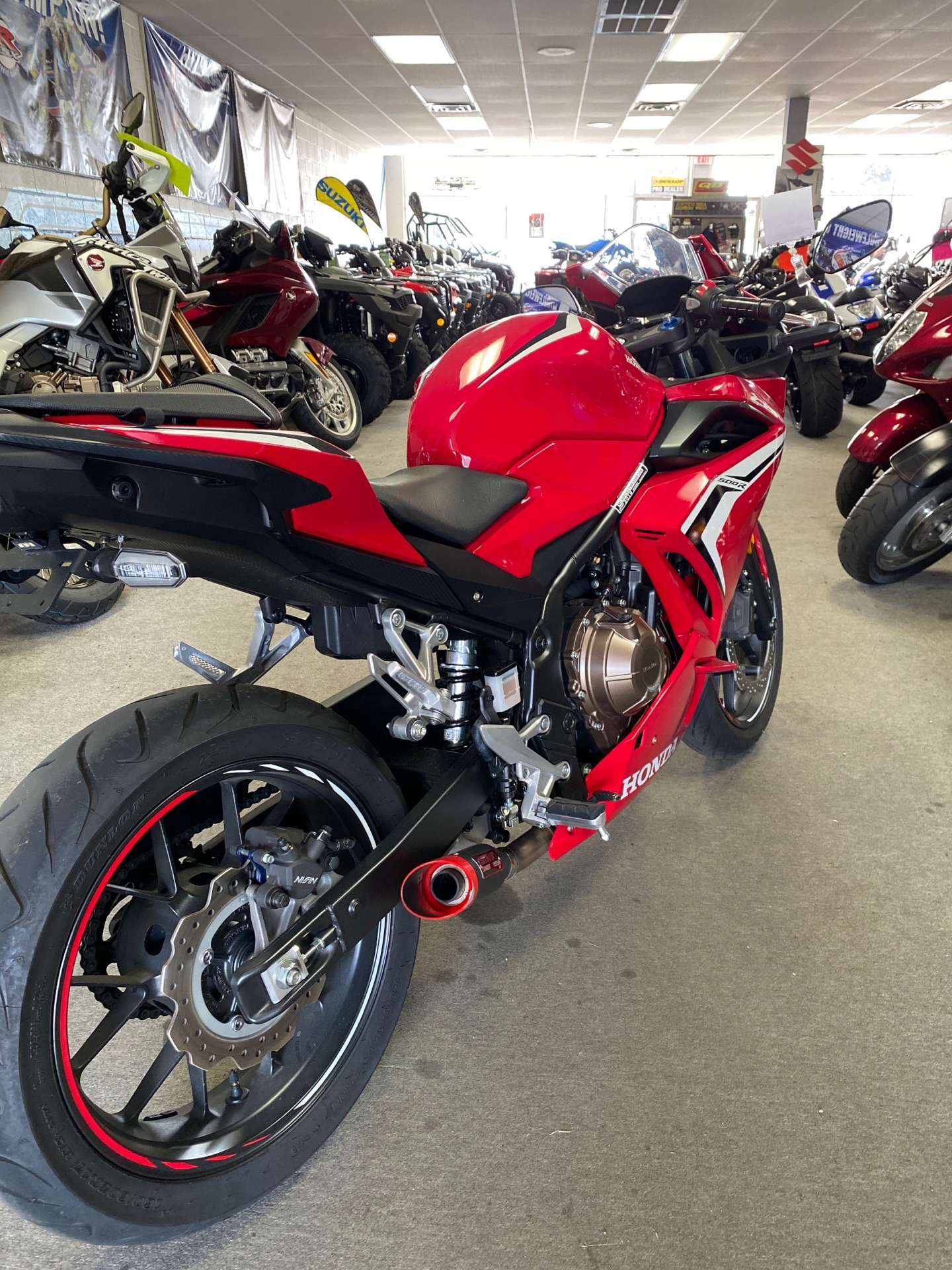 2019 Honda CBR500R in Warren, Michigan - Photo 3