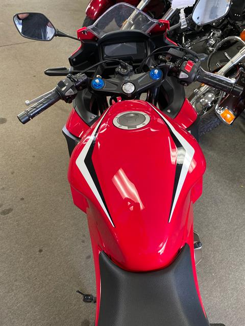 2019 Honda CBR500R in Warren, Michigan - Photo 4
