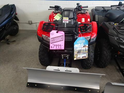 2020 Honda FourTrax Rancher 4x4 ES in Warren, Michigan - Photo 2