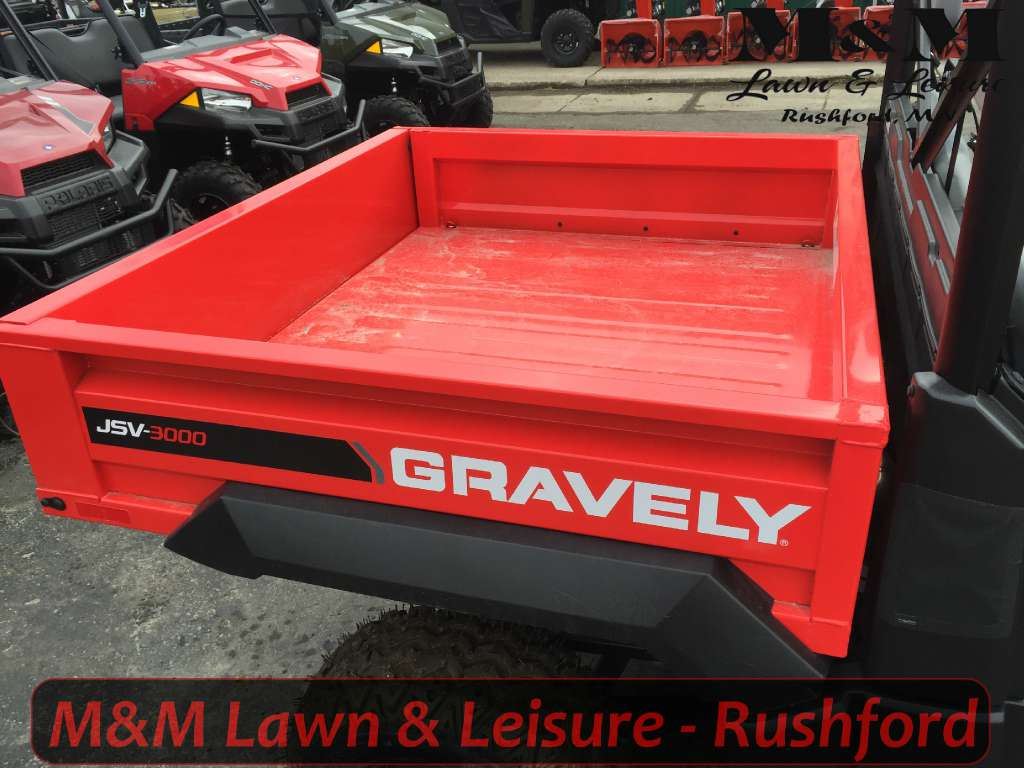 2015 Gravely USA Atlas JSV 3000  EFI Gas in Rushford, Minnesota