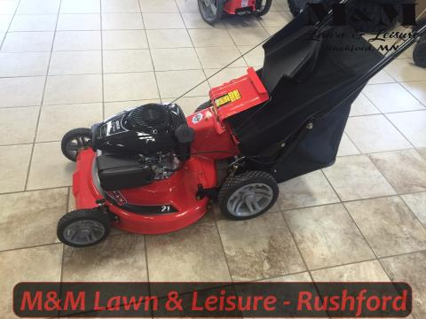 2014 Gravely USA Classic LM21P in Rushford, Minnesota