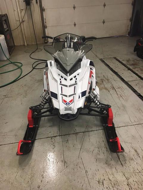 2017 Polaris 800 RUSH PRO-S SnowCheck Select in Rushford, Minnesota