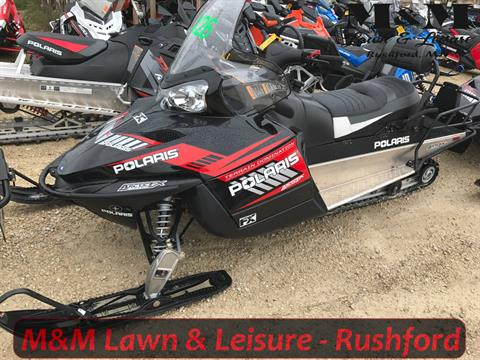 2016 Polaris 600 IQ Widetrak in Rushford, Minnesota