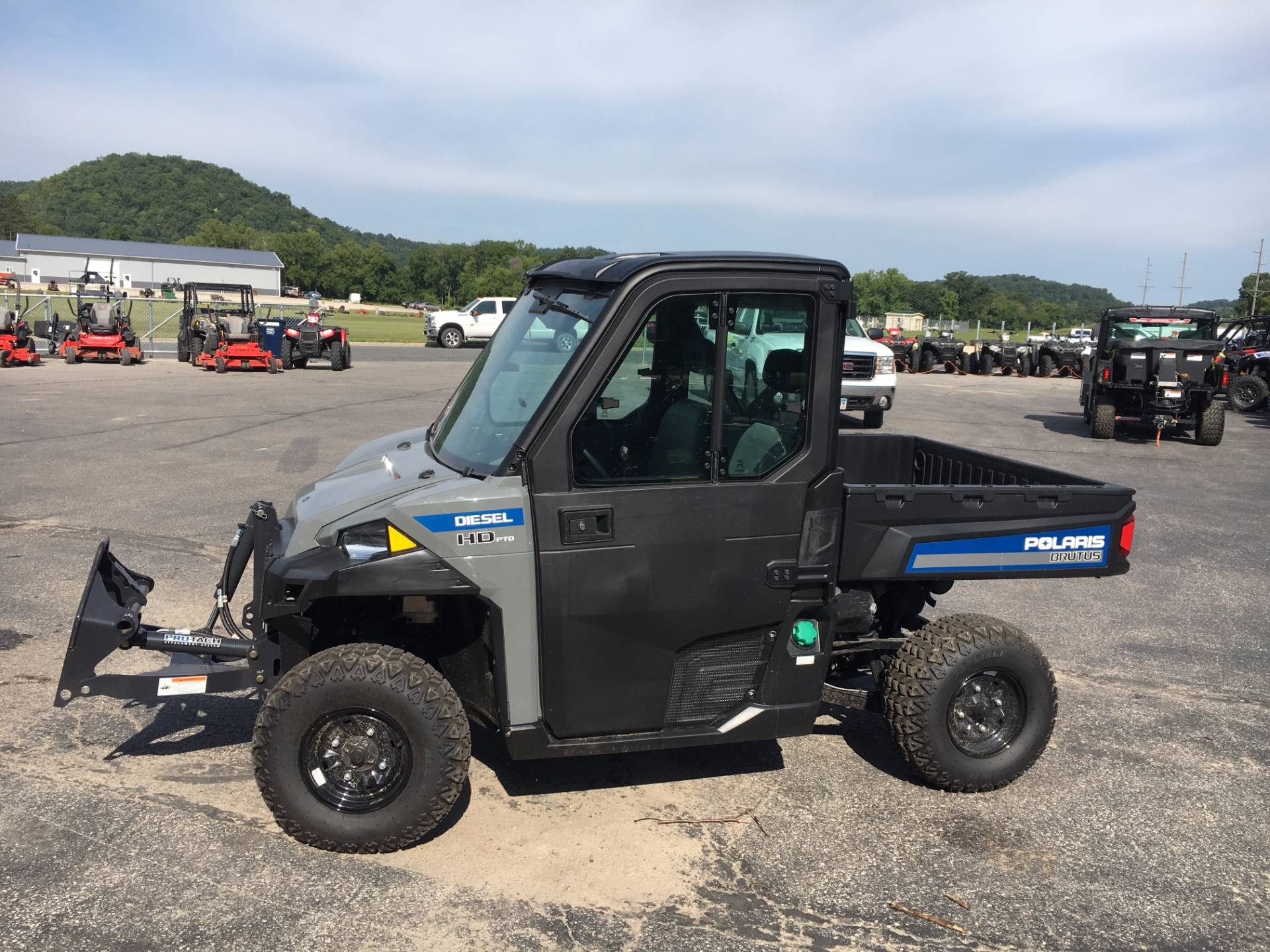 2016 Brutus BRUTUS HD PTO Deluxe in Rushford, Minnesota
