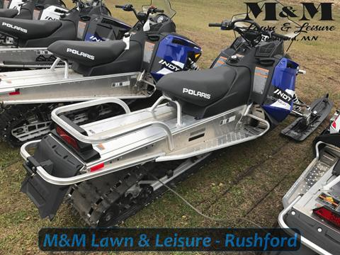 2016 Polaris 550 INDY Voyageur 155 in Rushford, Minnesota