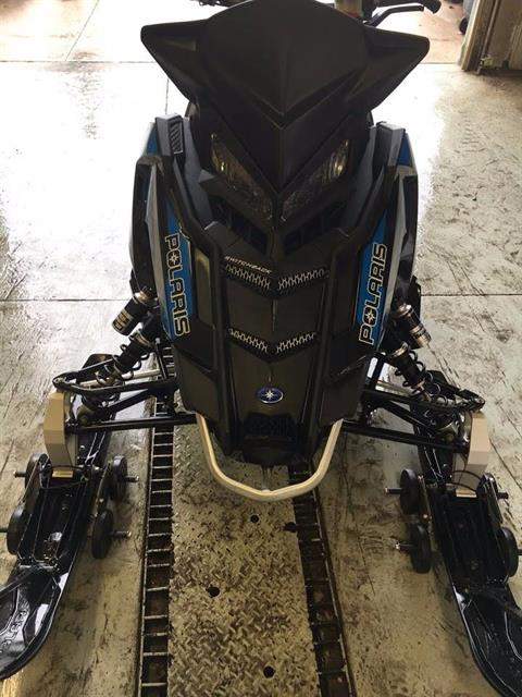 2017 Polaris 600 Switchback Assault 144 ES in Rushford, Minnesota