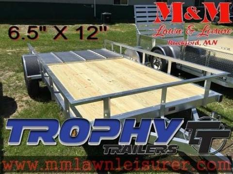 2015 Trophy Trailers AL6512/TD in Rushford, Minnesota