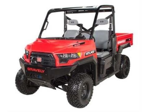 2015 Gravely USA Atlas JSV 3000 Diesel in Rushford, Minnesota