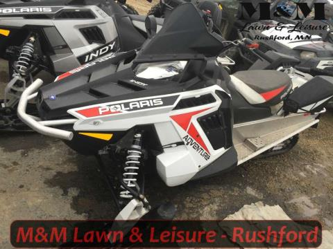 2014 Polaris 550 INDY® Adventure in Rushford, Minnesota