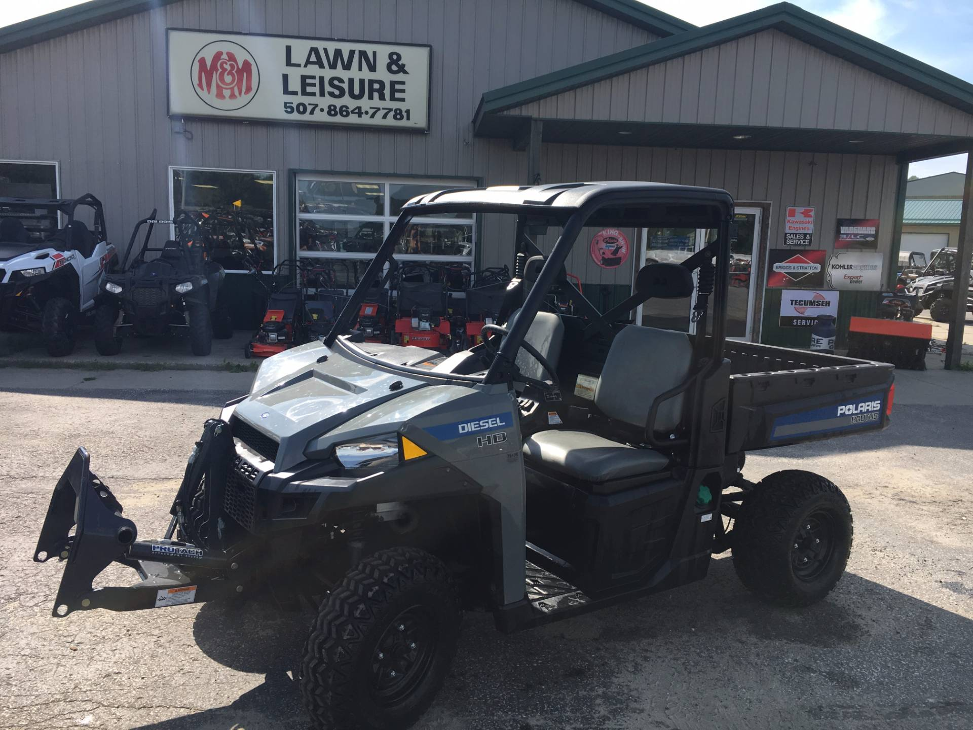 2014 Brutus BRUTUS™ HD in Rushford, Minnesota
