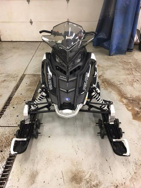2017 Polaris 600 RUSH PRO-S in Rushford, Minnesota