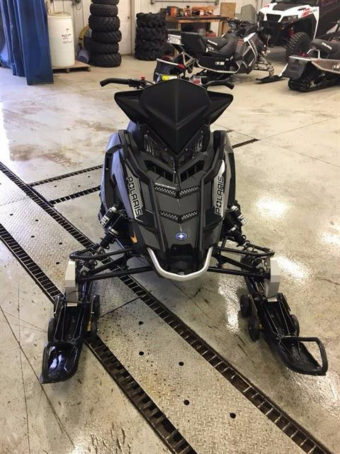 2017 Polaris 800 Switchback Assault 144 ES in Rushford, Minnesota