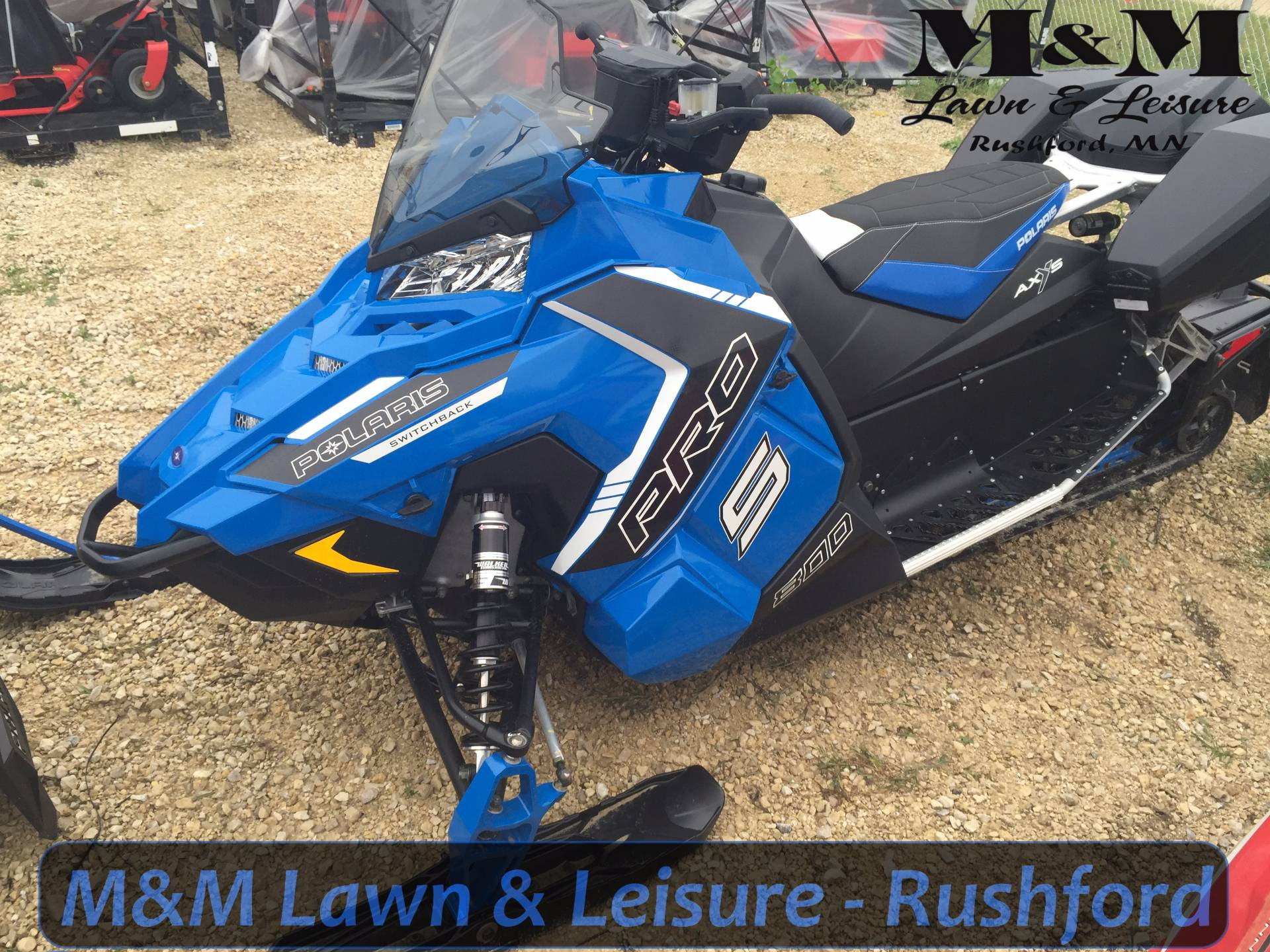 2016 Polaris 800 Switchback PRO-S in Rushford, Minnesota