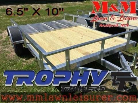 2015 Trophy Trailers AL6510/TD in Rushford, Minnesota