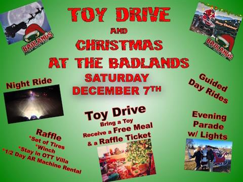 Toy Drive & Night Ride