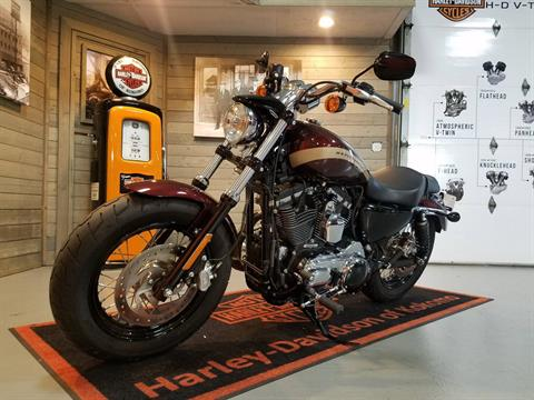 2018 Harley-Davidson 1200 Custom in Kokomo, Indiana - Photo 7