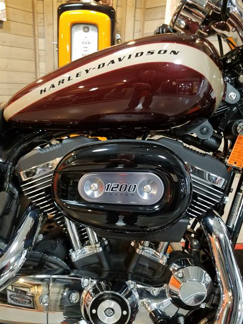 2018 Harley-Davidson 1200 Custom in Kokomo, Indiana - Photo 5