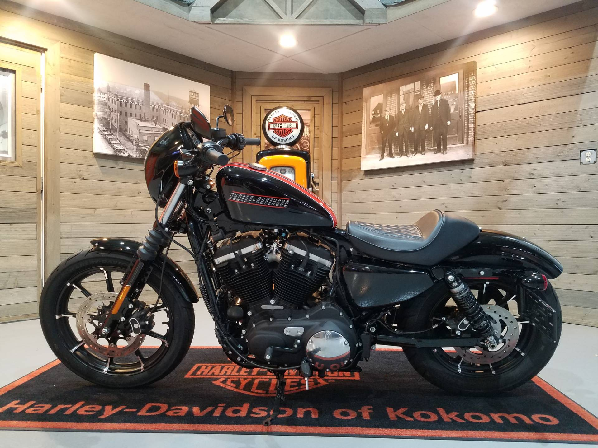 2019 Harley-Davidson Iron 883™ in Kokomo, Indiana - Photo 7