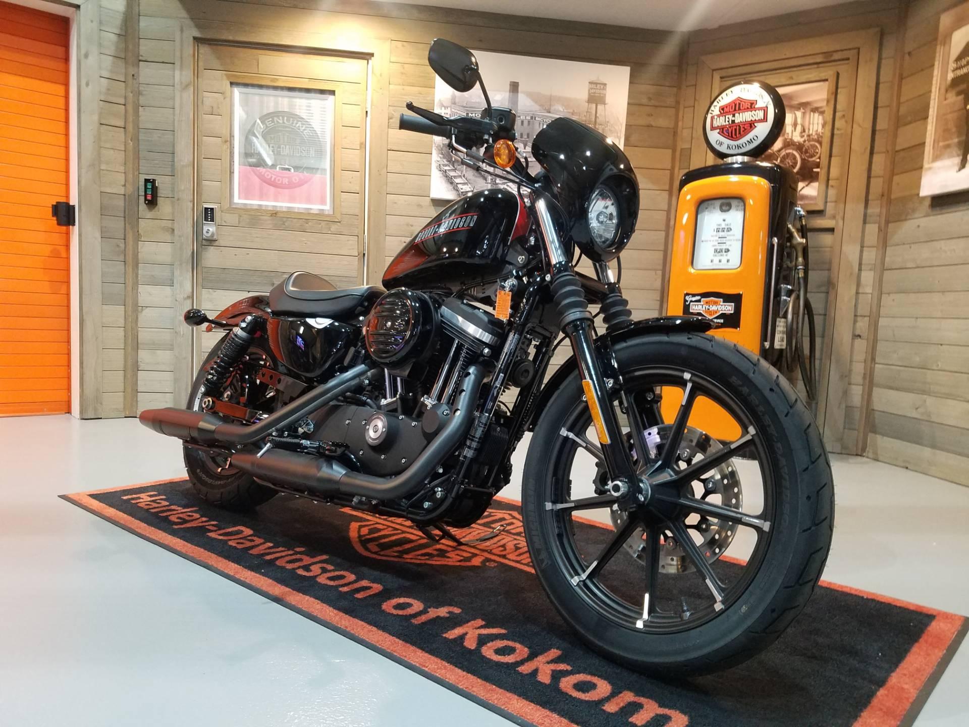 2019 Harley-Davidson Iron 883™ in Kokomo, Indiana - Photo 3