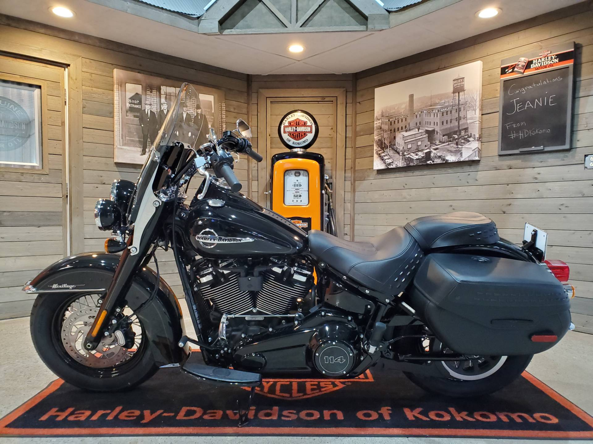 2020 Harley-Davidson Heritage Classic 114 in Kokomo, Indiana - Photo 7