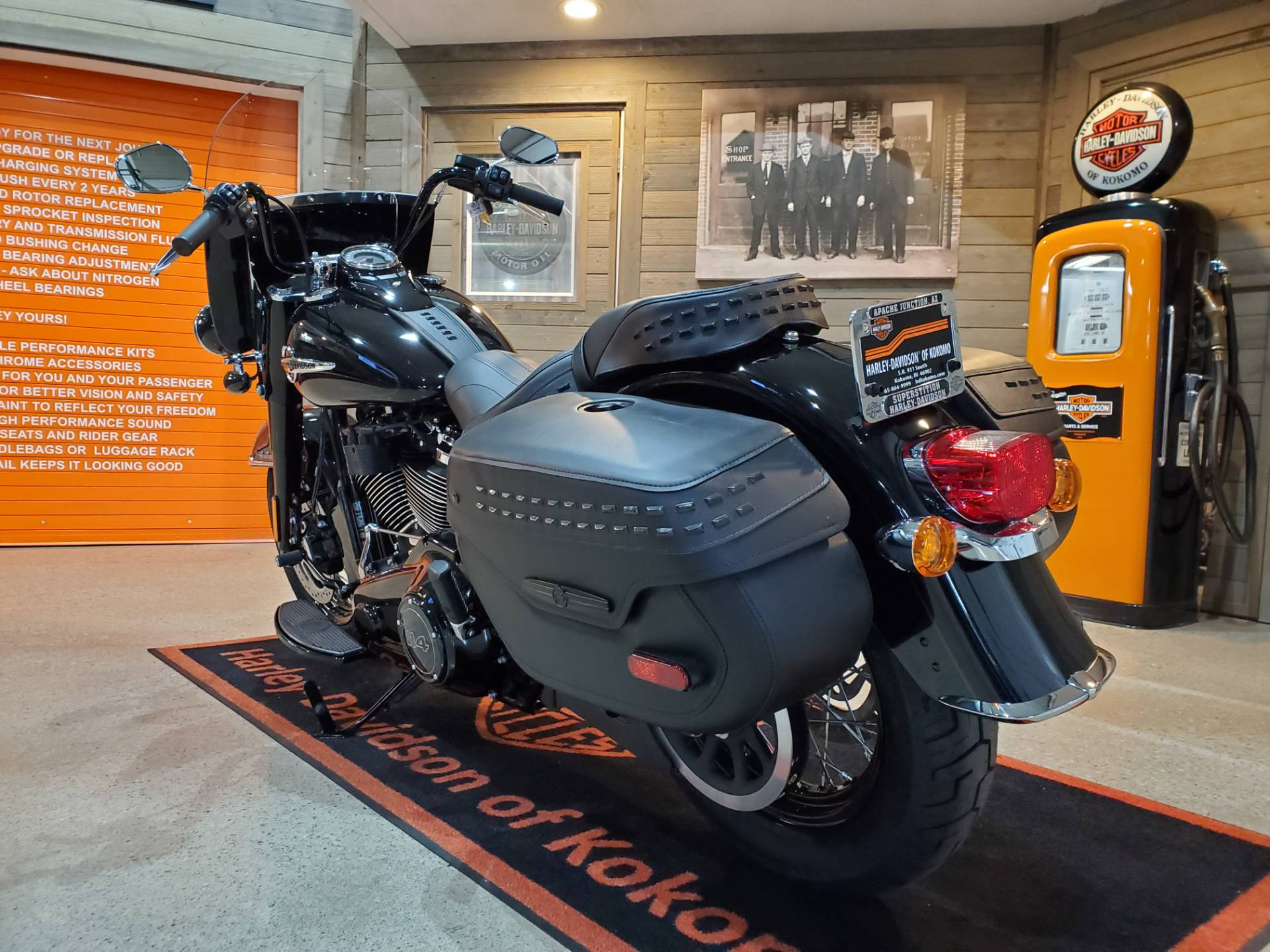 2020 Harley-Davidson Heritage Classic 114 in Kokomo, Indiana - Photo 9