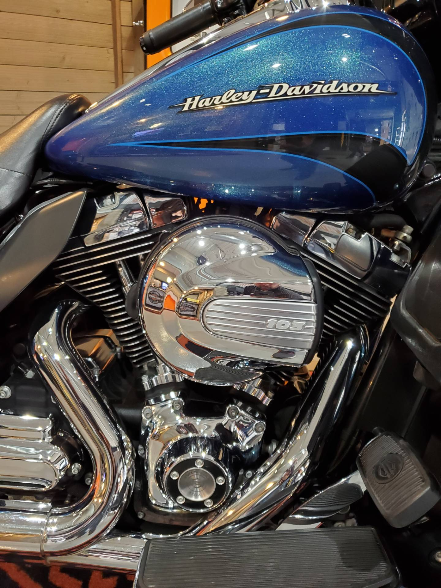 2014 Harley-Davidson Ultra Limited in Kokomo, Indiana - Photo 7