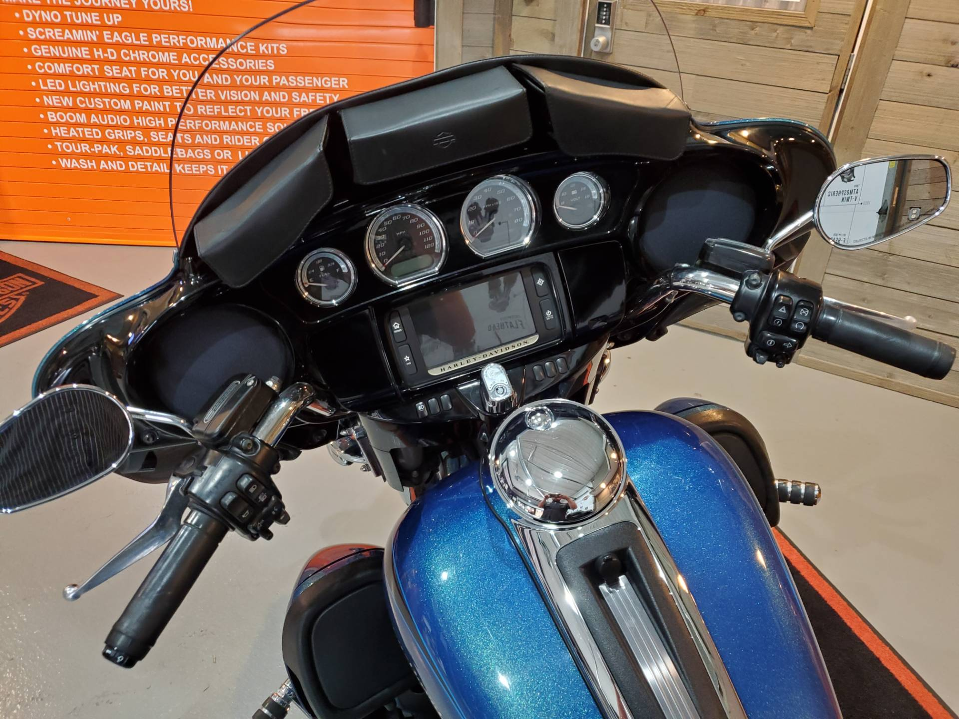 2014 Harley-Davidson Ultra Limited in Kokomo, Indiana - Photo 11