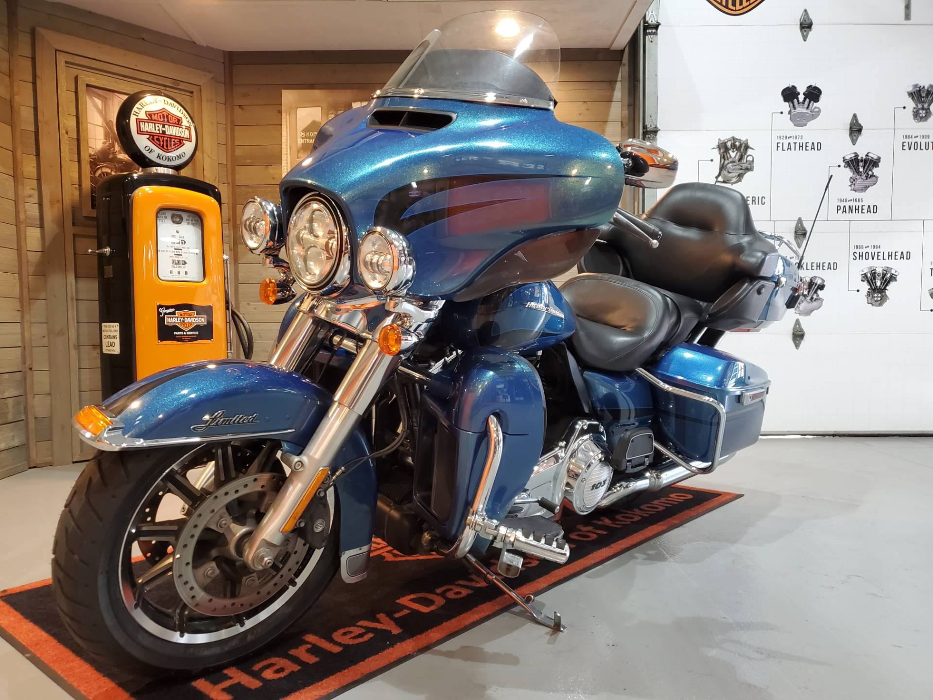 2014 Harley-Davidson Ultra Limited in Kokomo, Indiana - Photo 9
