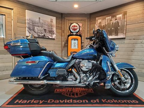 2014 Harley-Davidson Ultra Limited in Kokomo, Indiana - Photo 1