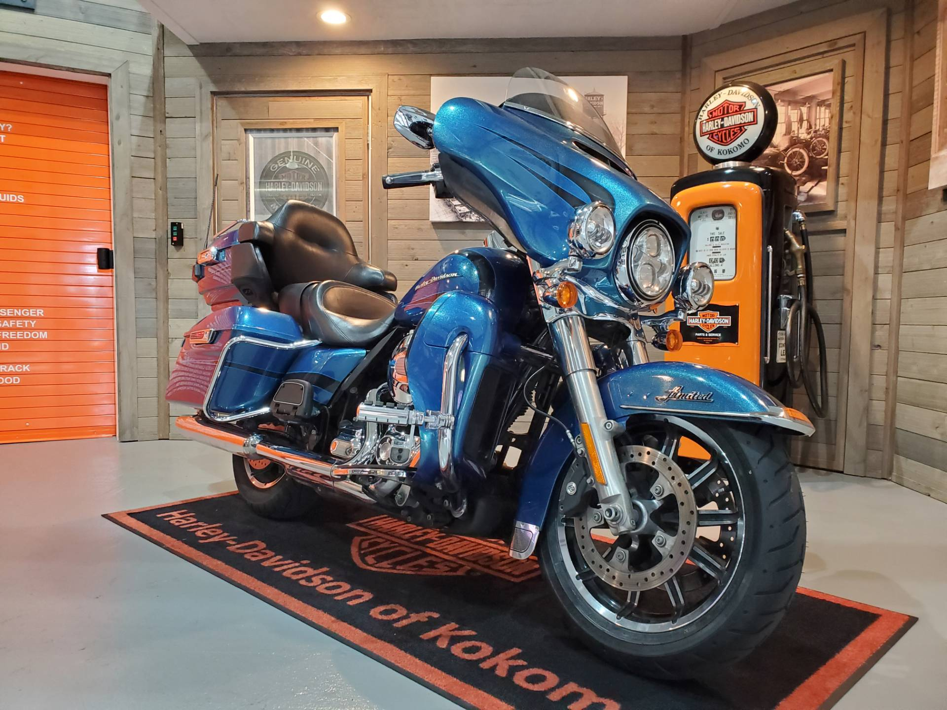 2014 Harley-Davidson Ultra Limited in Kokomo, Indiana - Photo 3