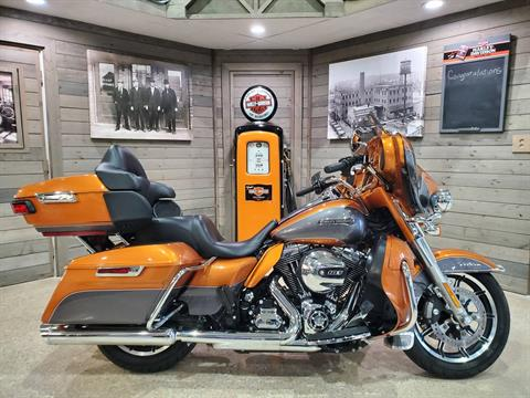 2015 Harley-Davidson Electra Glide® Ultra Classic® Low in Kokomo, Indiana - Photo 1