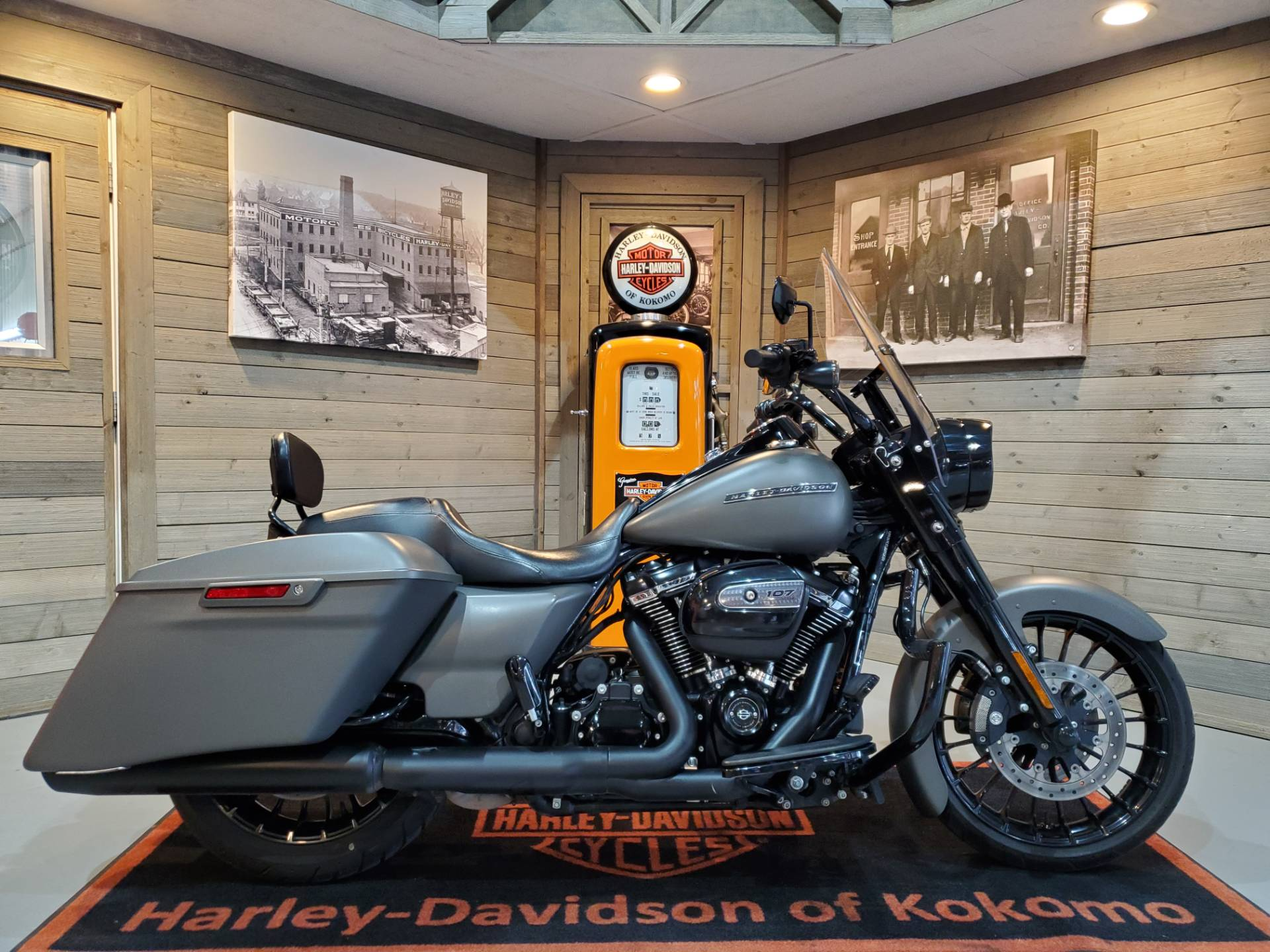 2018 Harley-Davidson Road King® Special in Kokomo, Indiana - Photo 1