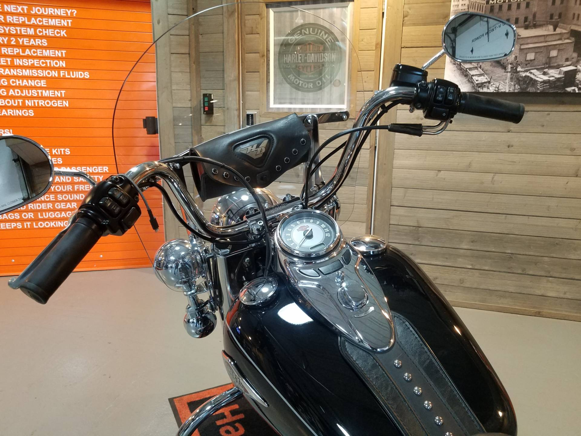 2014 Harley-Davidson Heritage Softail® Classic in Kokomo, Indiana - Photo 11