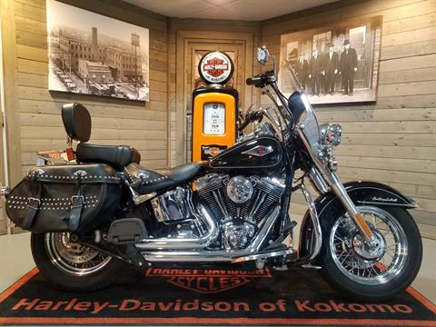 2014 Harley-Davidson Heritage Softail® Classic in Kokomo, Indiana - Photo 1