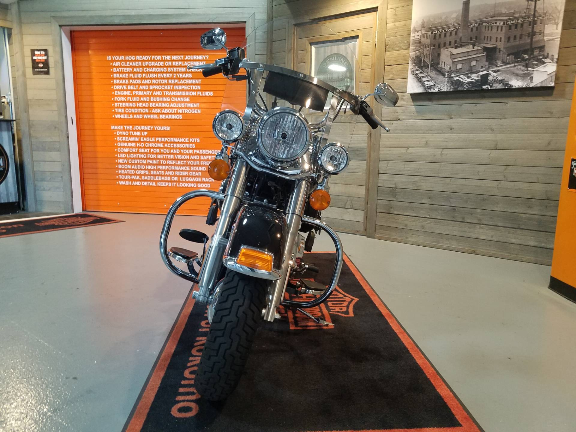 2014 Harley-Davidson Heritage Softail® Classic in Kokomo, Indiana - Photo 10