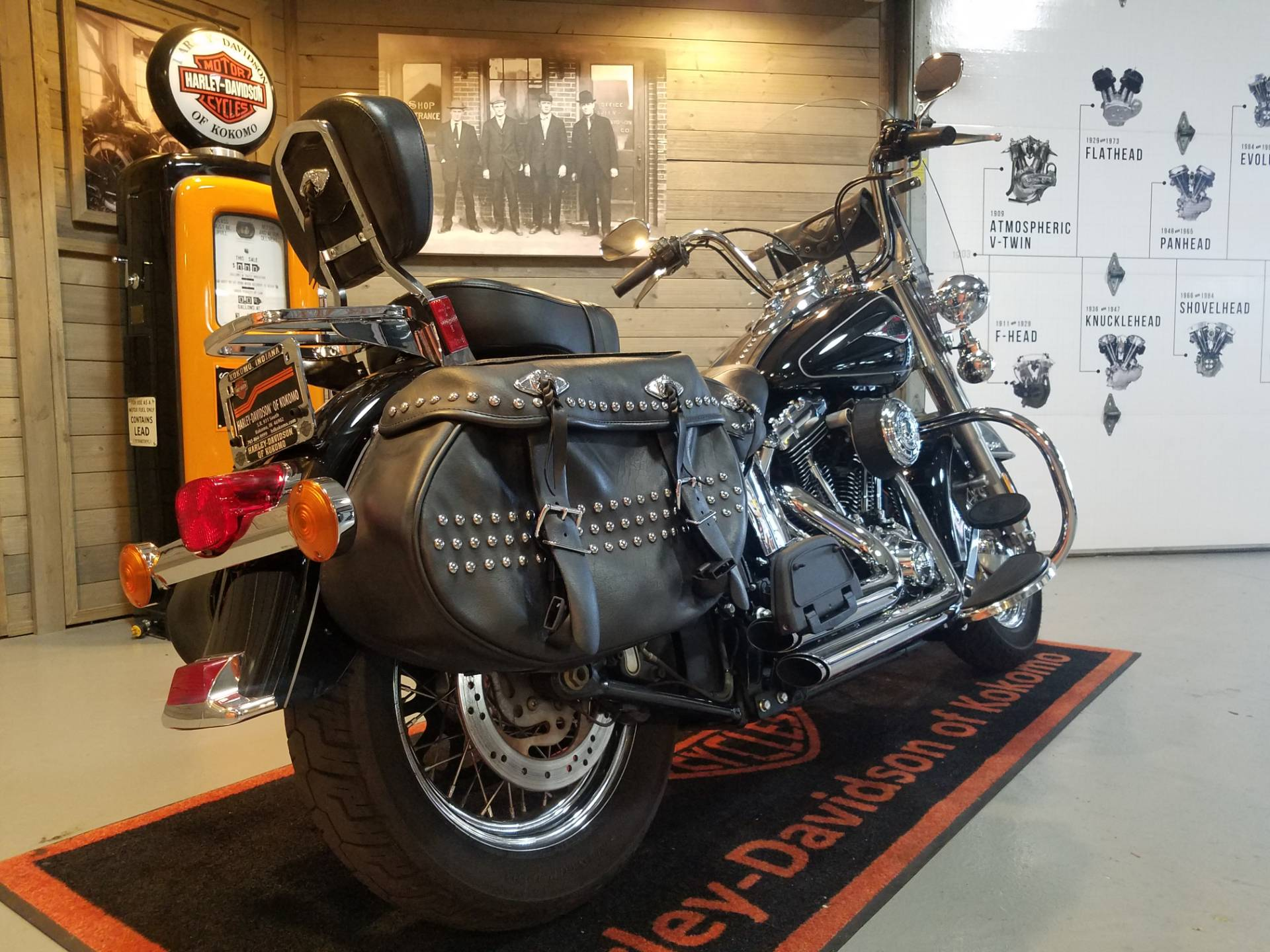2014 Harley-Davidson Heritage Softail® Classic in Kokomo, Indiana - Photo 3