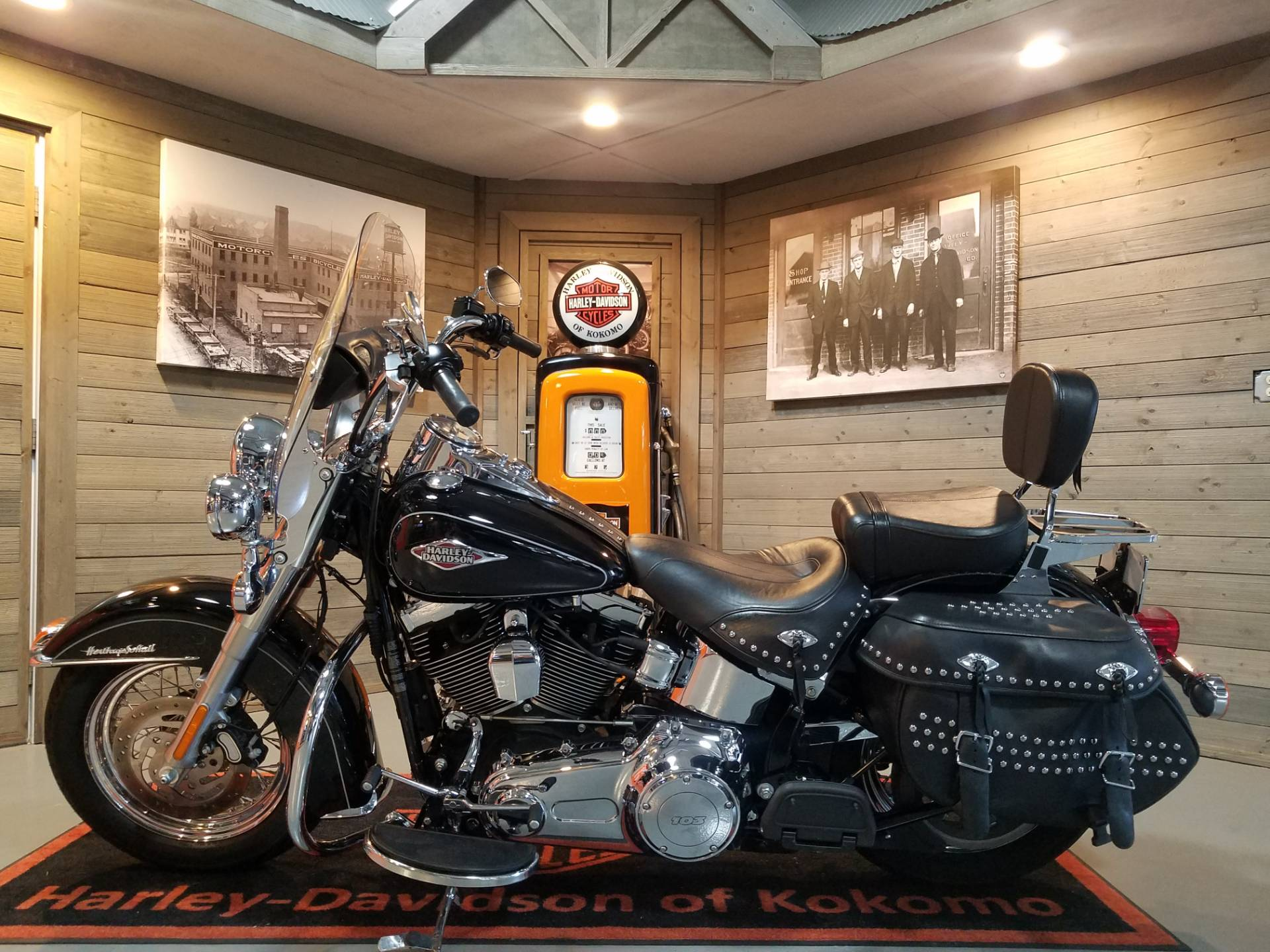 2014 Harley-Davidson Heritage Softail® Classic in Kokomo, Indiana - Photo 7