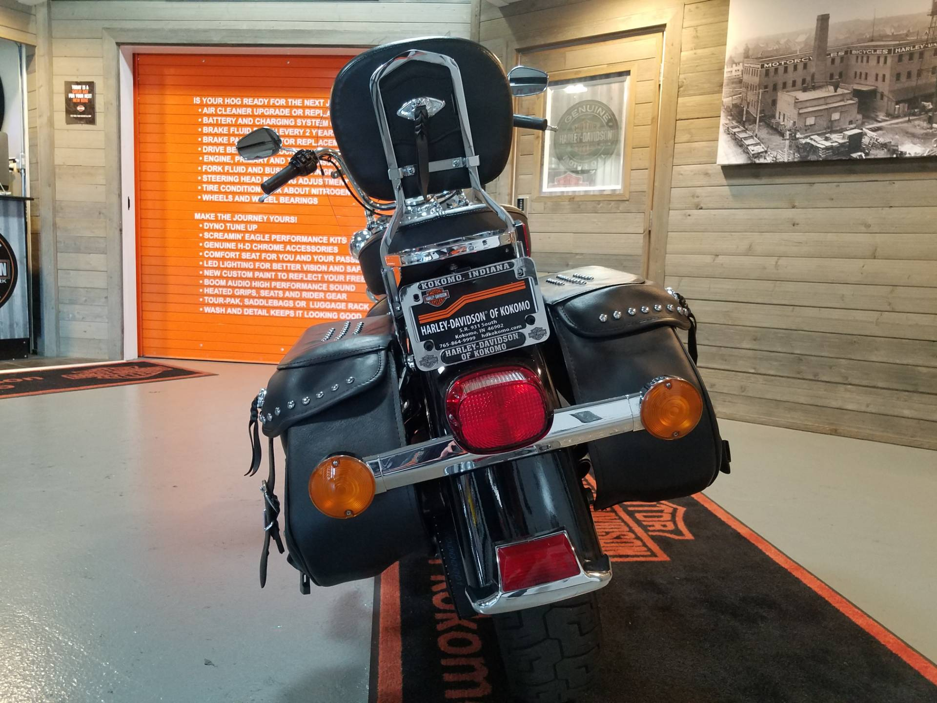2014 Harley-Davidson Heritage Softail® Classic in Kokomo, Indiana - Photo 12