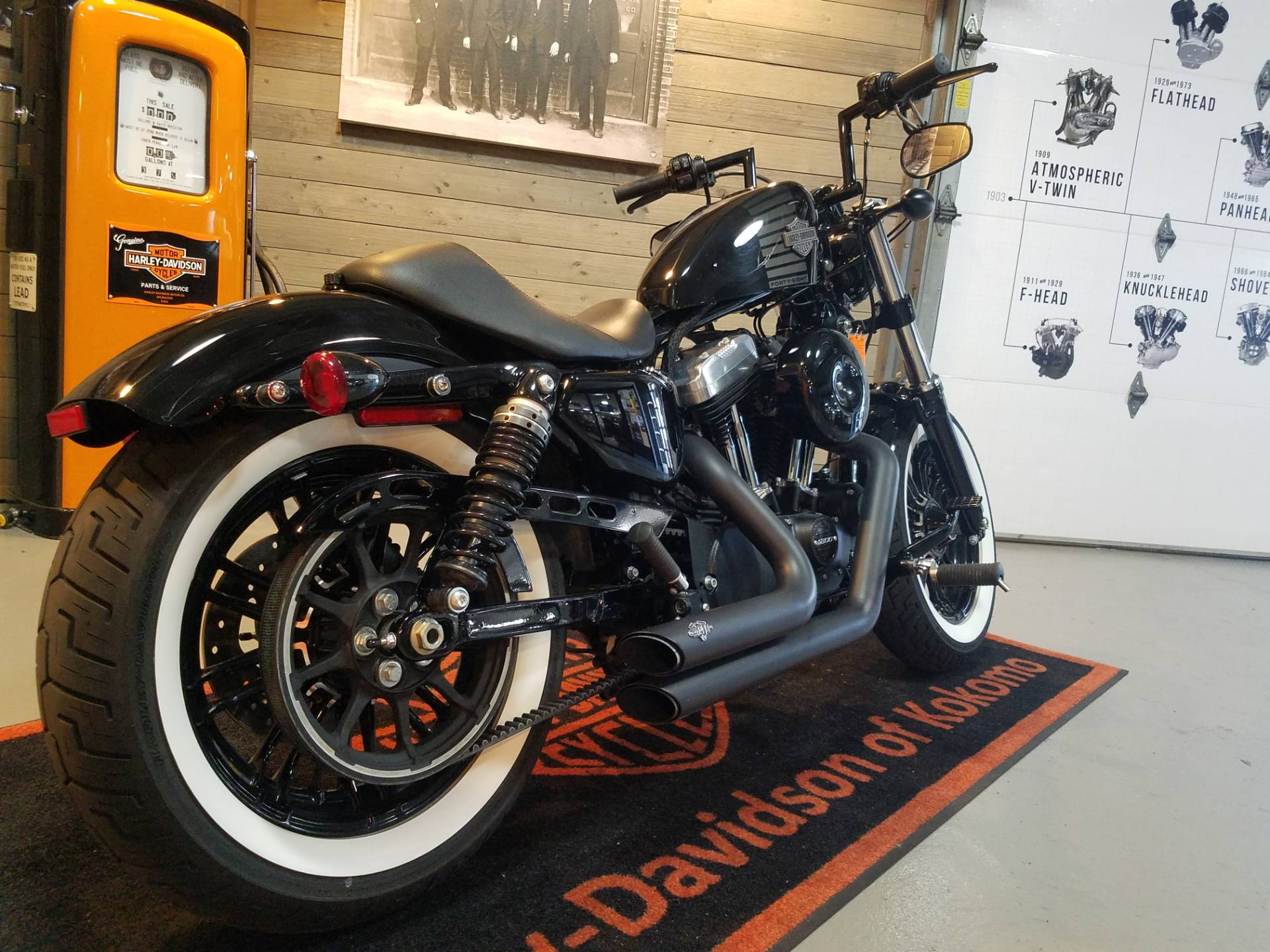 2016 Harley-Davidson Forty-Eight® in Kokomo, Indiana - Photo 3