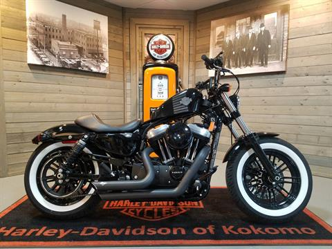 2016 Harley-Davidson Forty-Eight® in Kokomo, Indiana - Photo 1