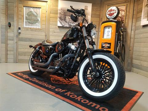 2016 Harley-Davidson Forty-Eight® in Kokomo, Indiana - Photo 2