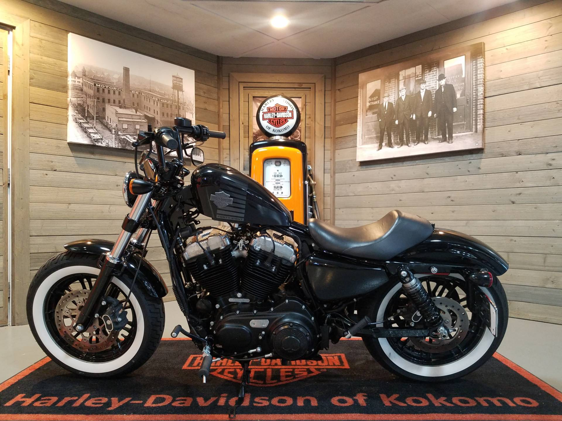 2016 Harley-Davidson Forty-Eight® in Kokomo, Indiana - Photo 7