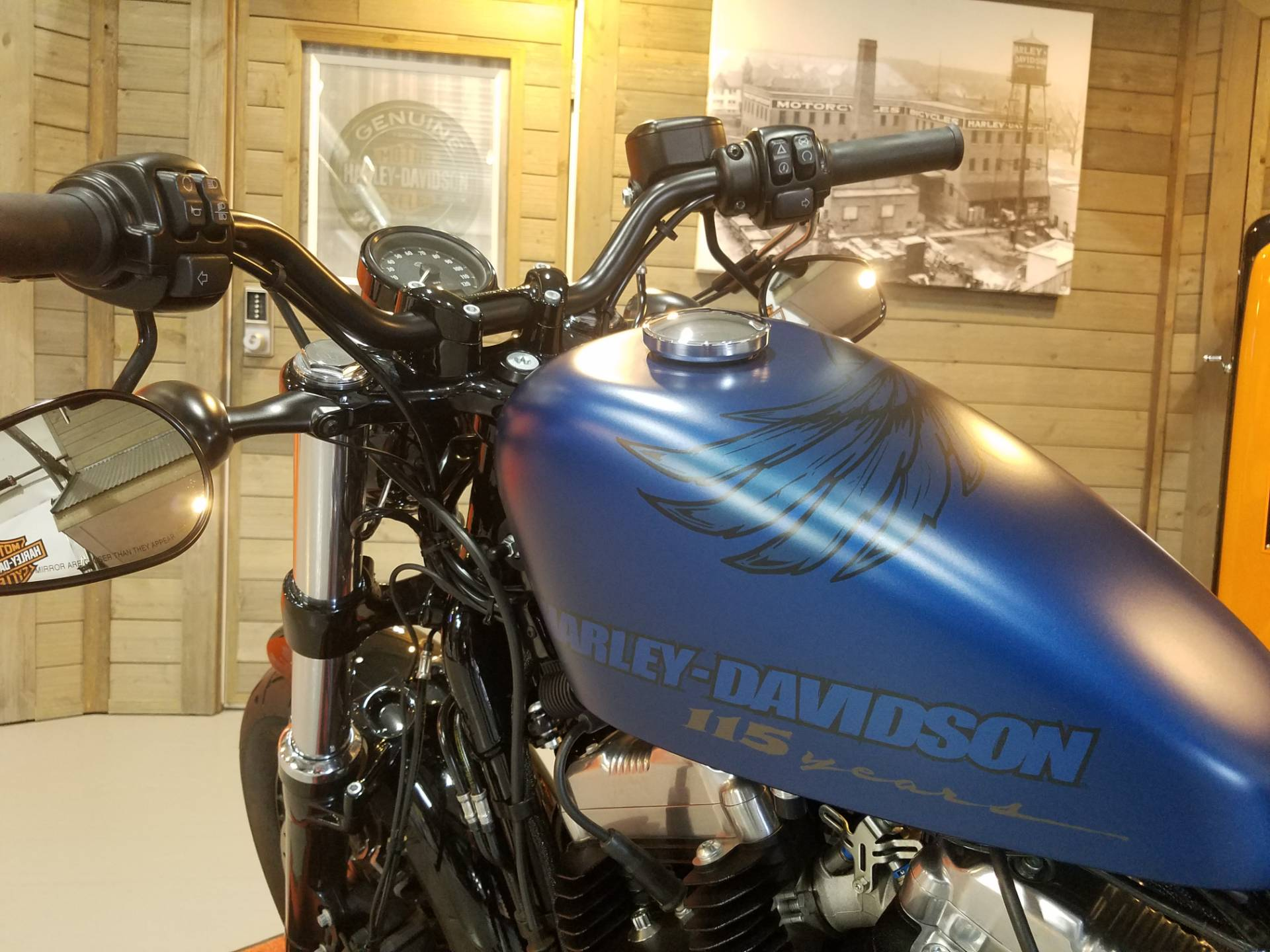 2018 Harley-Davidson 115th Anniversary Forty-Eight® in Kokomo, Indiana - Photo 14