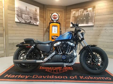 2018 Harley-Davidson 115th Anniversary Forty-Eight® in Kokomo, Indiana - Photo 1