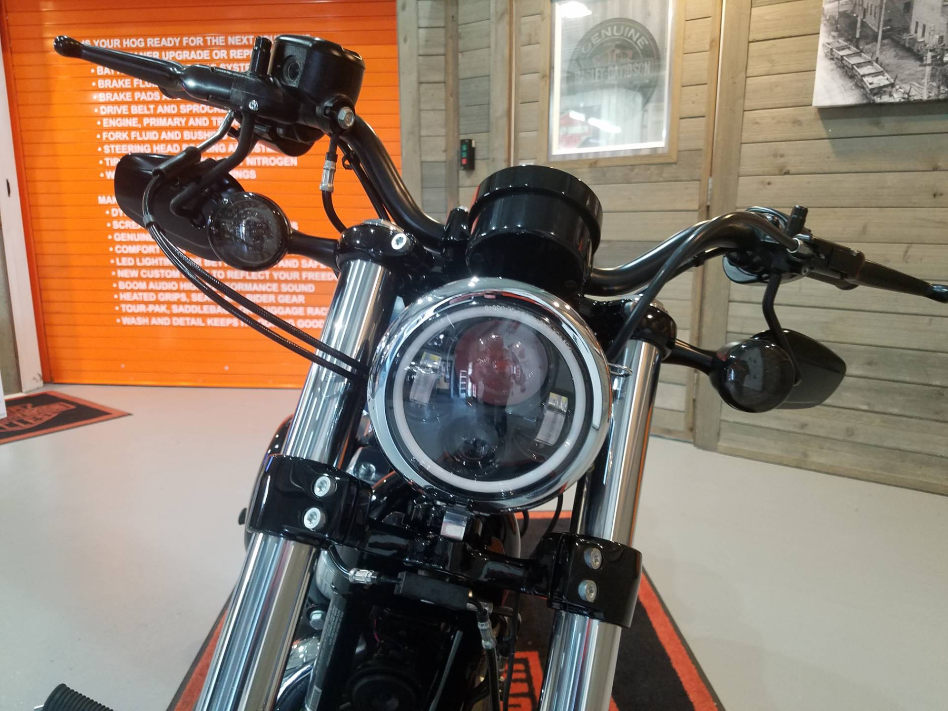 2018 Harley-Davidson 115th Anniversary Forty-Eight® in Kokomo, Indiana - Photo 12