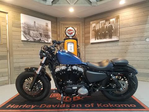 2018 Harley-Davidson 115th Anniversary Forty-Eight® in Kokomo, Indiana - Photo 8