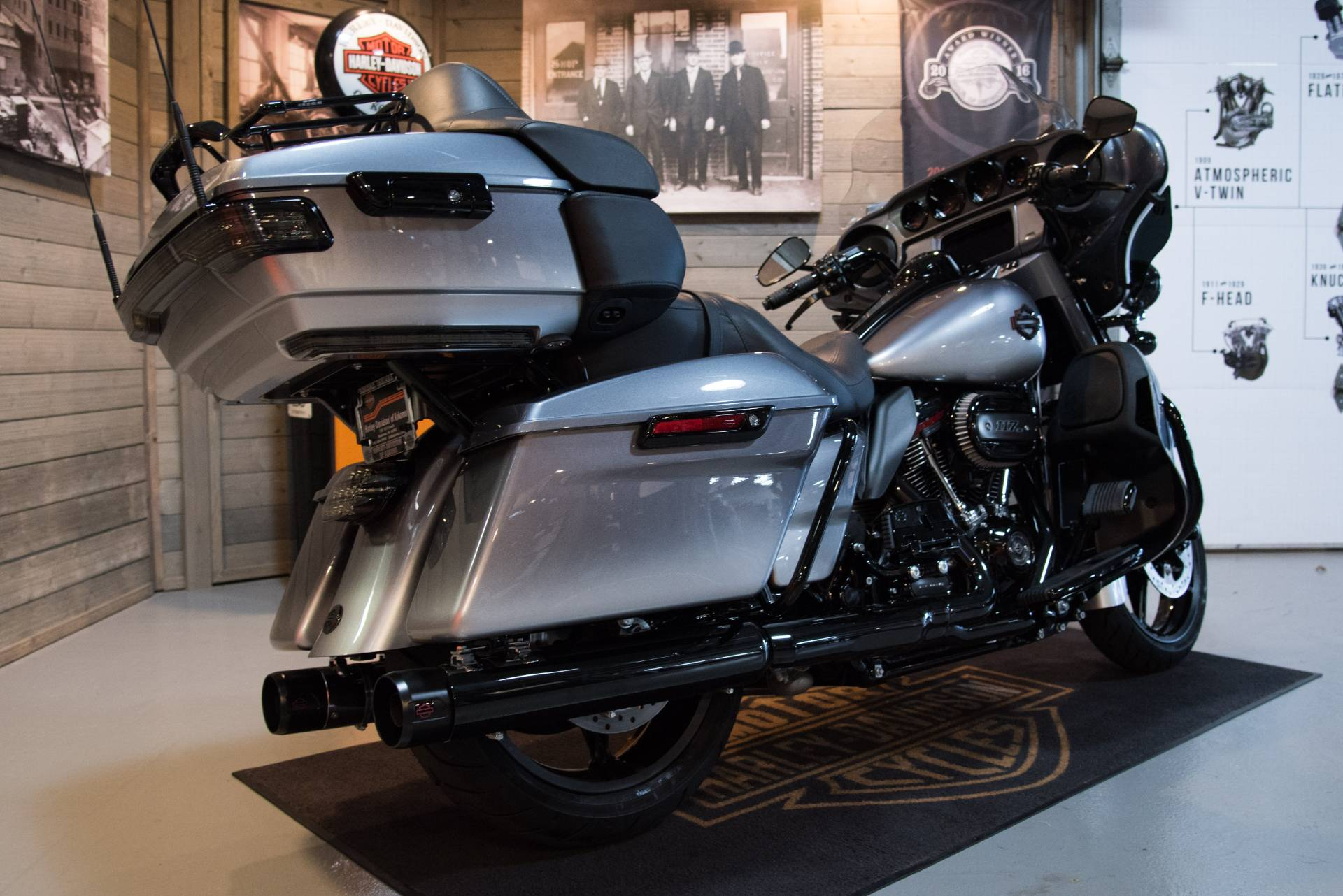 2019 Harley-Davidson CVO™ Limited in Kokomo, Indiana - Photo 3