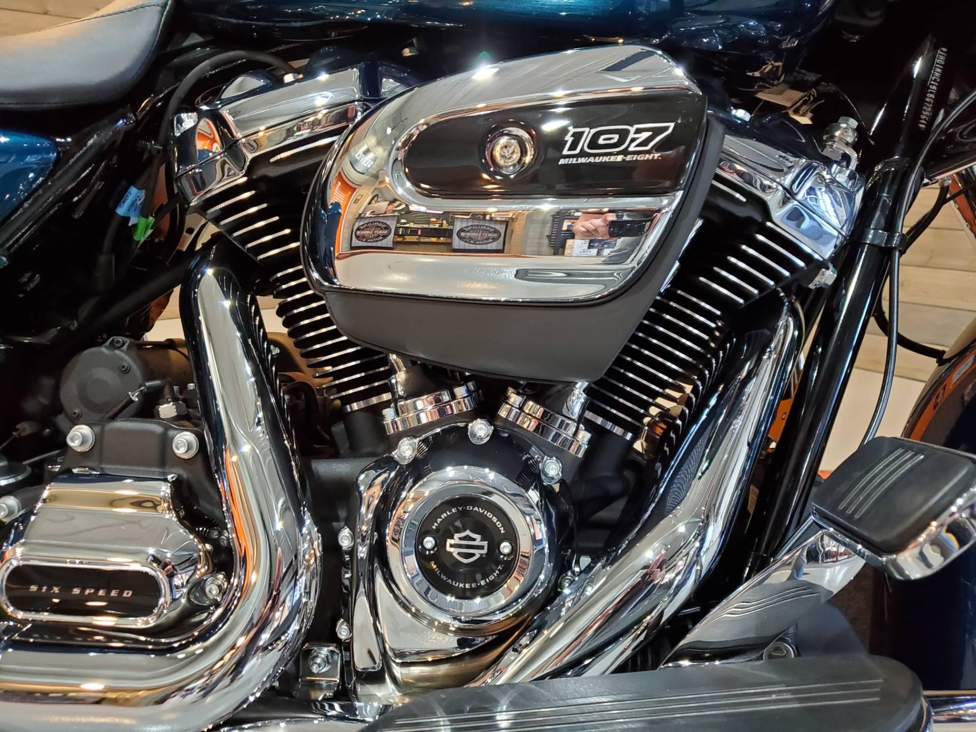 New 2020 Harley Davidson Road Glide Motorcycles In Kokomo In 672564 Tahitian Teal